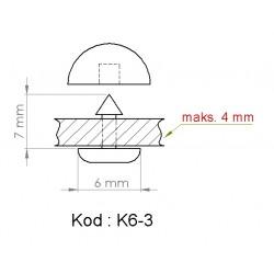 K6-3 = 6mm x 7mm