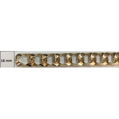 18-mm zincir