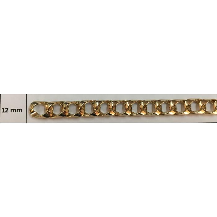 12-mm Zincir